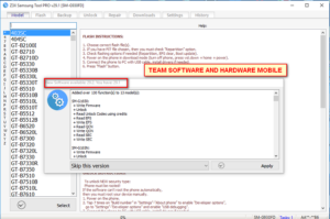 Z3X Samsung Tool Pro 43.12 Crack + Setup [Without Box] Download