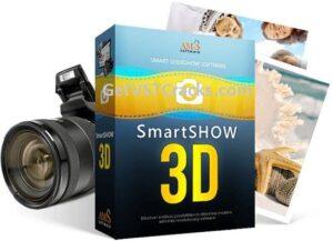 SmartSHOW 3D 15.0 Crack with Activation Key (2021) Free Download