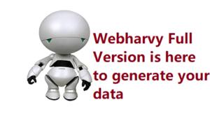 Webharvy 6.0.1.178 Crack with Torrent (2021) Free Download