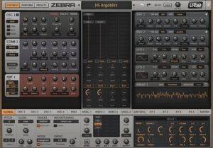 u-he Zebra 2 Vst Crack & Keygen [U-he plugin] Free Download